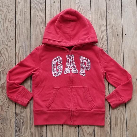 GAP Other - GAP girls hoodie sweatshirt
